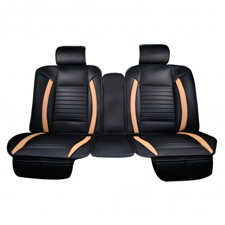 tan-black-seat-cover-back-bench