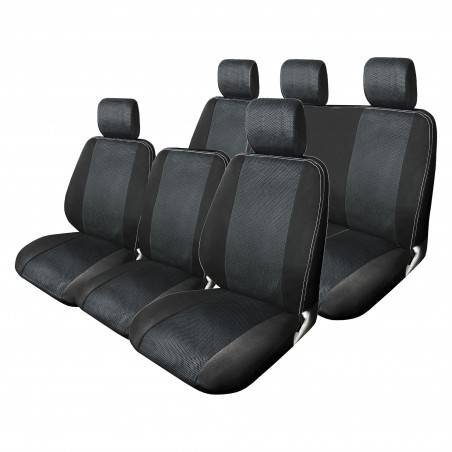 black-mesh-truck-seat-covers-complete-kit