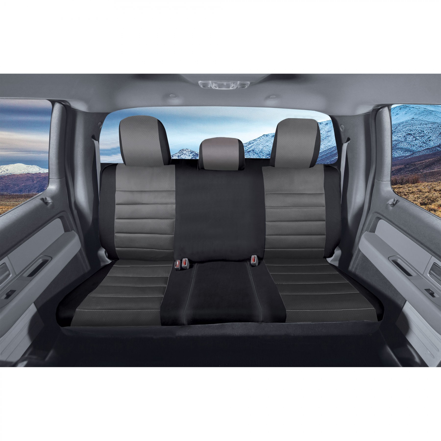 Phantom Truck Rear Seat Cover