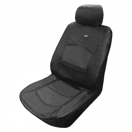 luxury-leather-grey-seat-cover