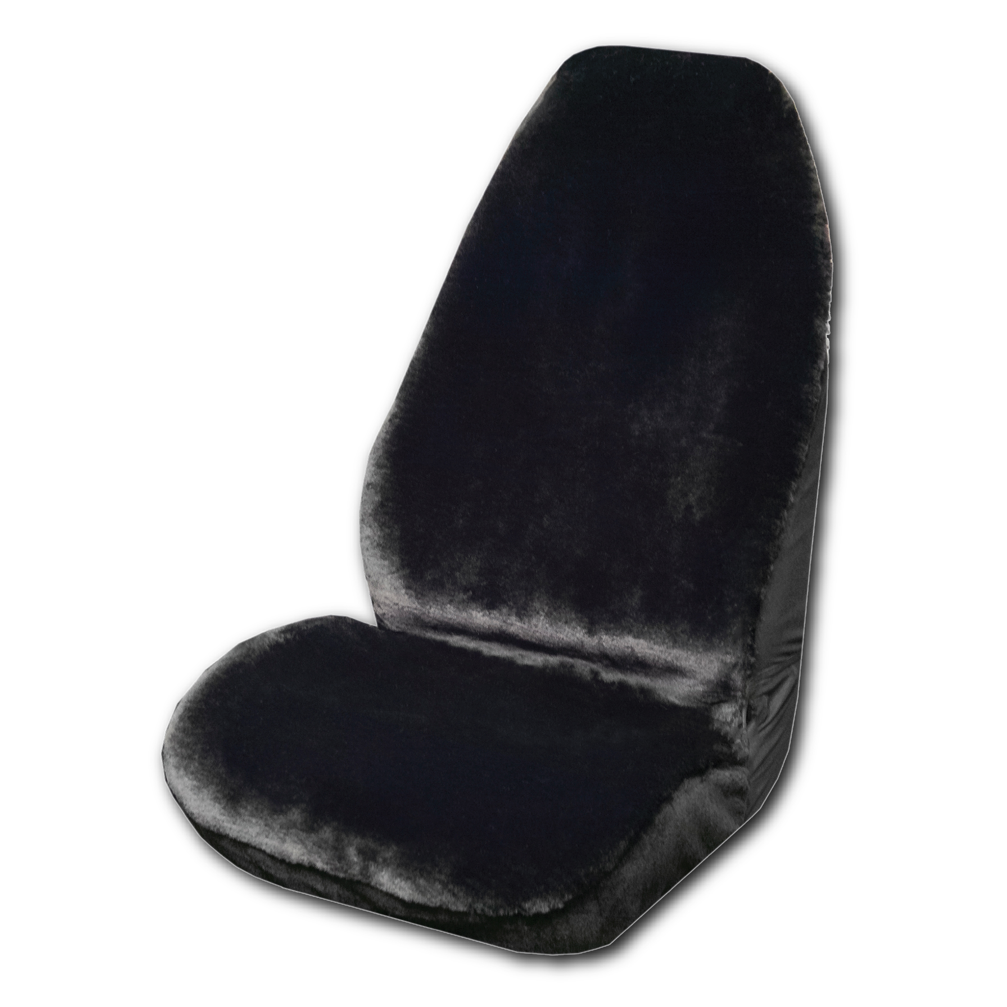 black-plush-seat-covers-front