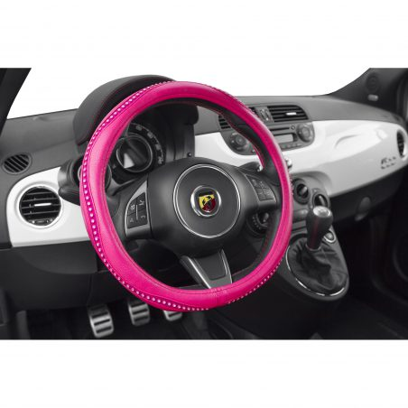 pink-bling-steering-wheel-cover
