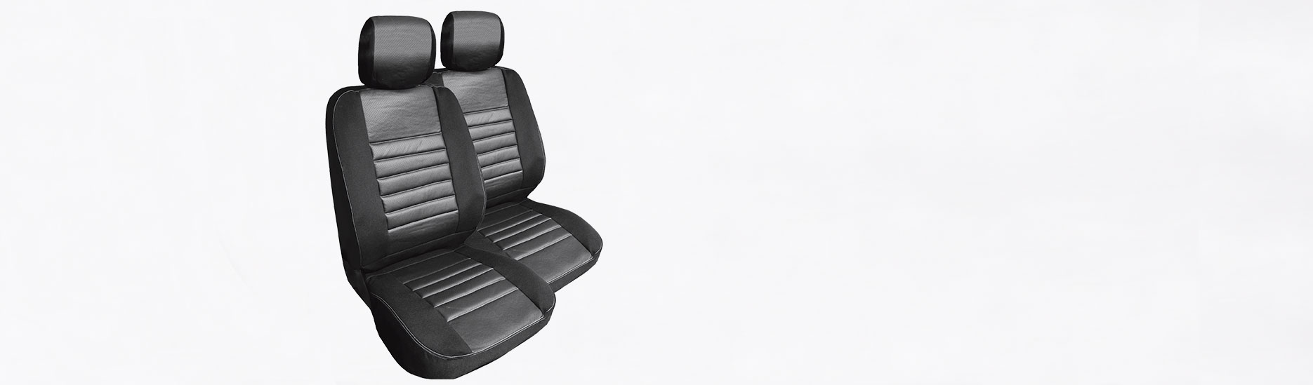 Black Car Seat Covers Rev