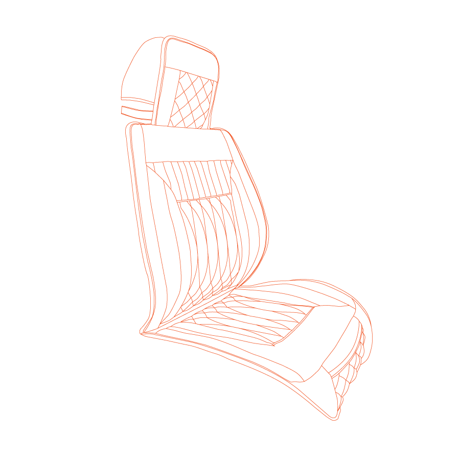 Seat Cover Lines
