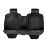 Black Diamond Rear Car Seat Covers