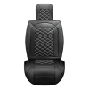 Black Car Seat Covers - Front
