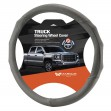 grey-leather-steering-wheel-cover-truck