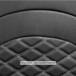 Black Diamond Car Seat cover Material