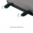 Steel Planted Hooks for Seat Covers