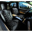 Luxury Series Black Front Seat Covers