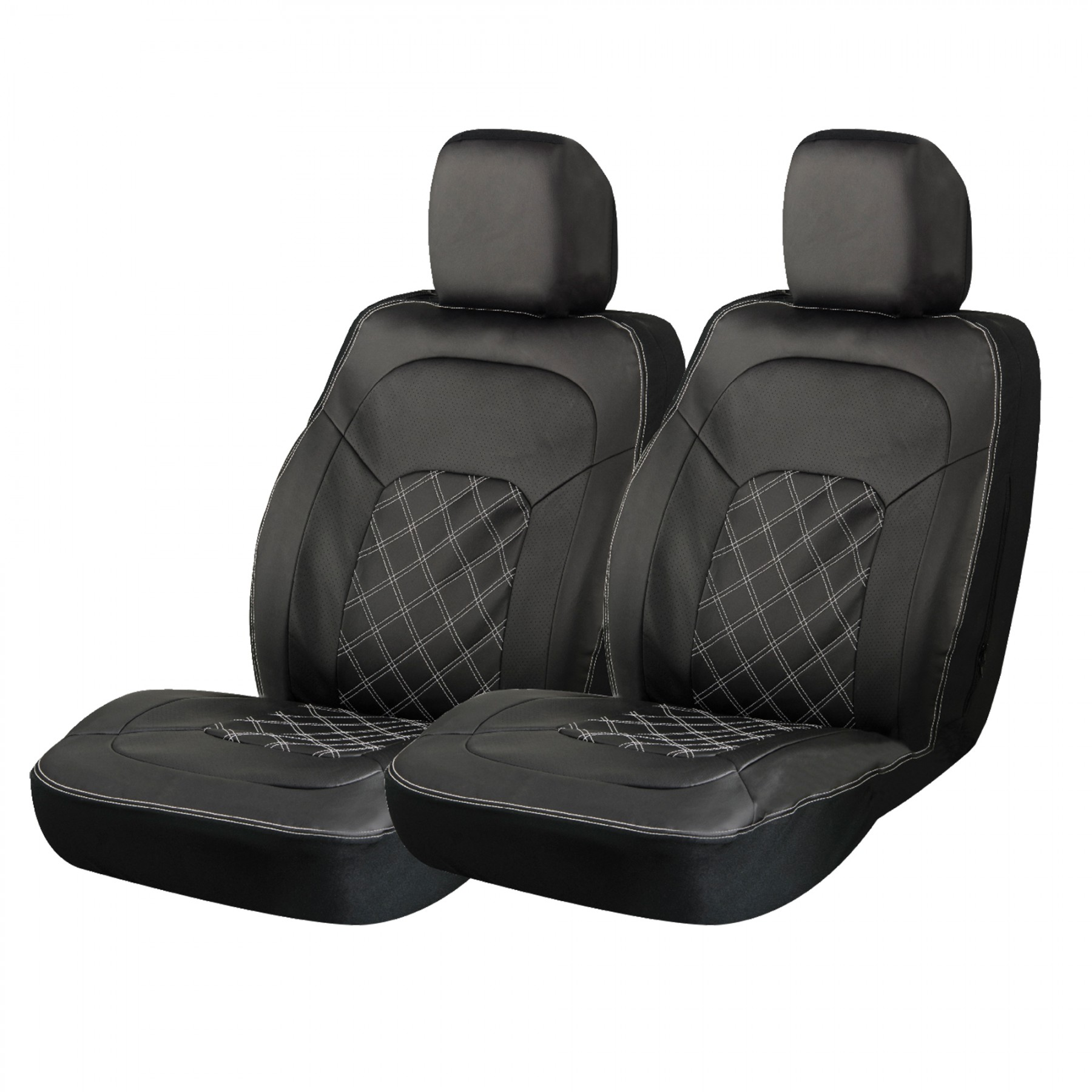 Masque Leather Car Seat Covers